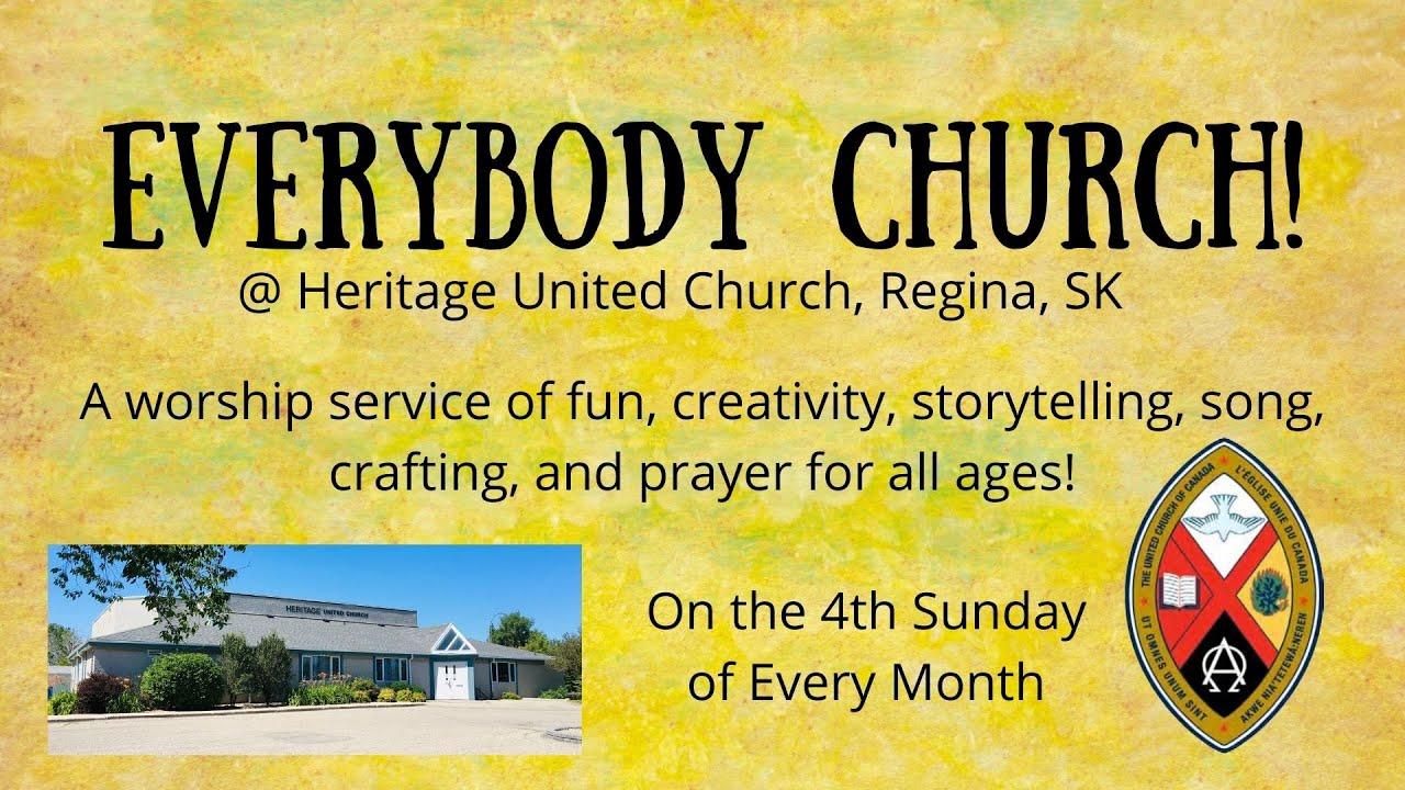 Worship Service - April 25/21