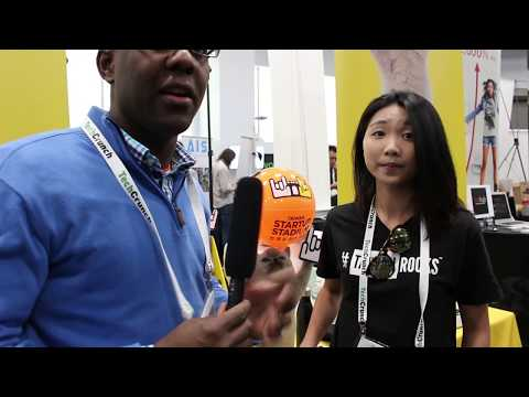 Meet Jen Chen of Taiwan Startup Stadium at Tech Crunch Disrupt NY 2017