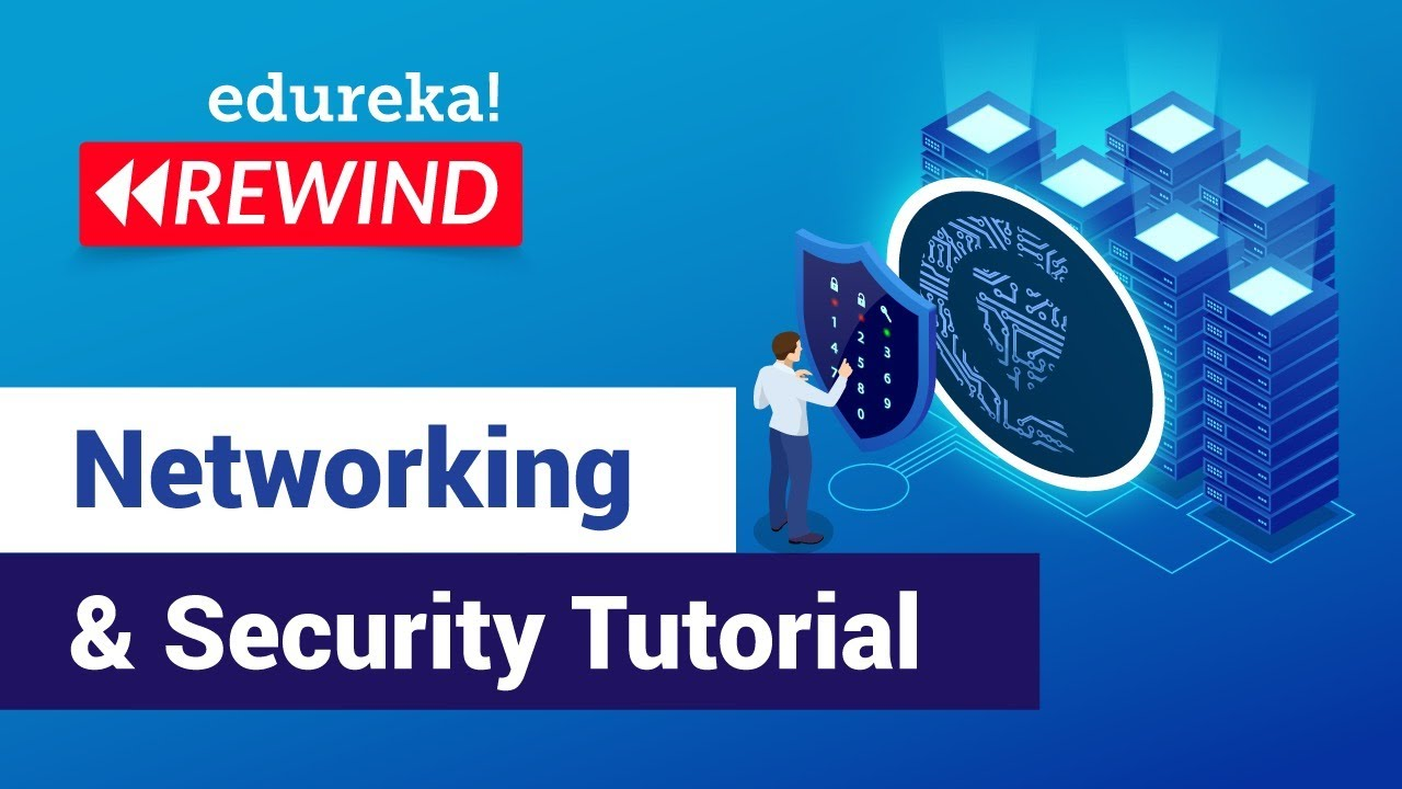 Network Security Tutorial For Beginners | Cybersecurity Training