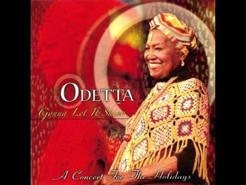 Odetta - This Little Light Of Mine (best version)