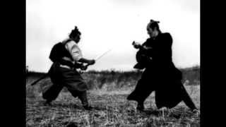 Shamisen  Shakuhachi Duet (The Samurai Fight)