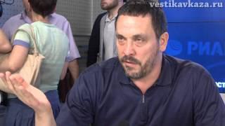 Максим Шевченко: 'Абдулатипов чистит Дагестан'.