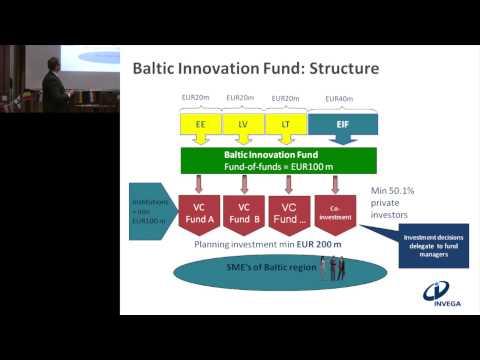 8. GP42 - Baltic Innovation Fund - Audrius Zabotka, INVEGA