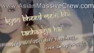 ★ ♥ ★ Afsana Banake [REMIX] Lyrics + Translation★ www.Asian-Massive-Crew.com ★ ♥ ★
