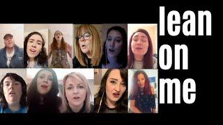 Lean on Me - cover version YouTube Thumbnail