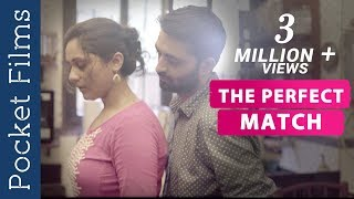 The perfect match  Hindi Short Film  hurdles a couple faces who is all set to marry