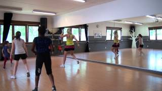 Zumba Kids - Tu es fou - Magic system - Zumba à Liège