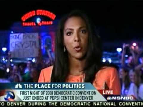 Bring Back Crystal Pepsi at Obama Victory 2008 - HootyHaHa