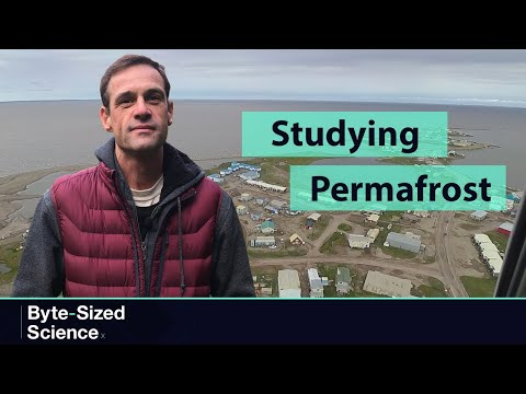 Studying Permafrost In The Canadian Arctic (Byte-Sized Science)