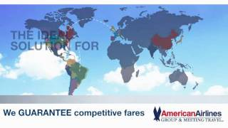 American Airlines Group & Meeting Travel