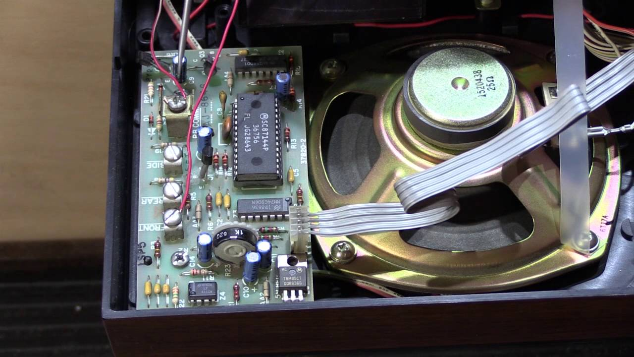 Trouble Shooting Chime Module Issues On A Nutone Im3003 Intercom Speaker Wiring Diagram System