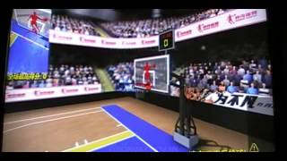 QiaoDan Basketball Game (Microsoft Kinect)