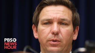 WATCH: Florida governor Ron DeSantis gives coronavirus update -- March 19, 2020