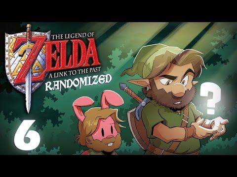 Super Link to the Past Bros. (RANDOMIZER) #6 - Rush Hour 4