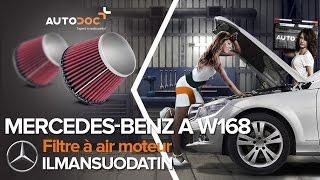 Montage Étrier De Frein MERCEDES-BENZ A-CLASS (W168) : vidéo gratuit