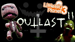 OUTLAST 2 MULTIPLAYER STYLE   Little Big Planet 3 (PS4) Multiplayer Gameplay