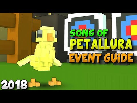 HOW TO COMPLETE THE SONG OF PETALLURA EVENT! 🐣 Trove Event Guide & Tutorial