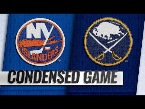 12/31/18 Condensed Game: Islanders @ Sabres
