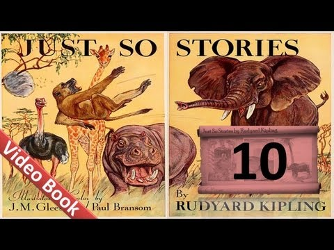 10 - Just So Stories by Rudyard Kipling - The Crab That Played with the Sea