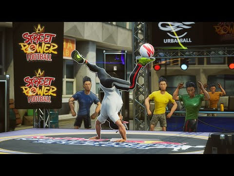 STREET POWER FOOTBALL | Tutorial and practice match! |