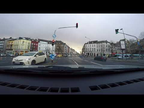 short drive Kerkrade (NL) to Aachen (Germany) with Gopro V