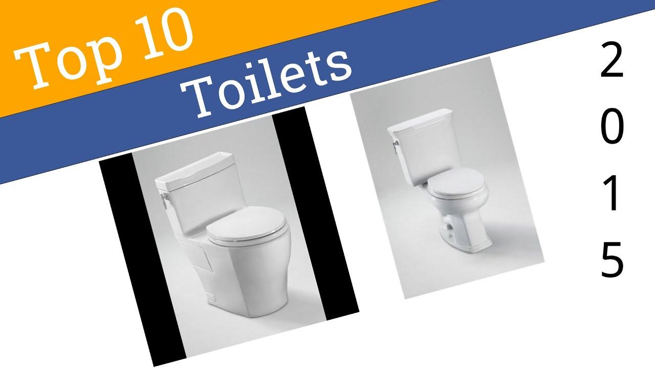 10 Best Toilets 2015