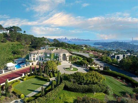 Astonishing Luxury Residence in Tiburon, California