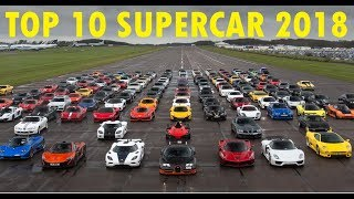 Nco Official : Top 10 best supercar 2018