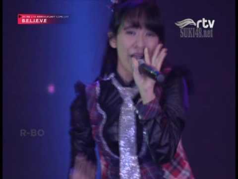 [1080p] JKT48 - Oogoe Diamond @ JKT48 5th Anniversary Concert BELIEVE - RTV