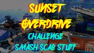 Sunset Overdrive - Challenge: Smash Scab Stuff -Xbox One