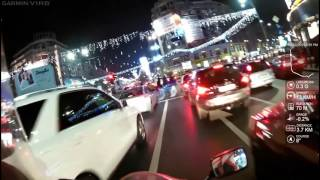 Luminite de Craciun in Bucuresti p1