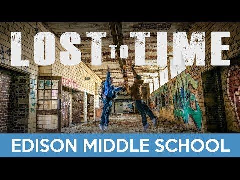 #LOSTtoTIME: Edison Middle School
