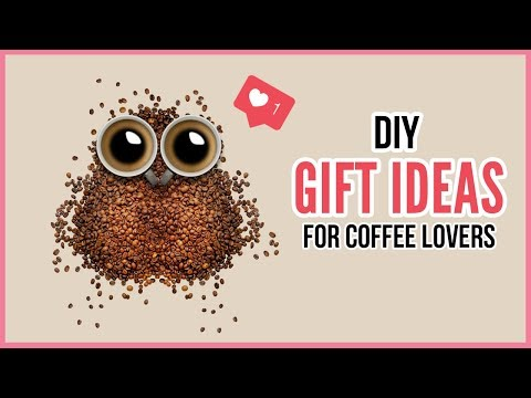 Perfect DIY Christmas & Birthday Gifts For Every Caffeine Addict / Coffee Lover In Your Life ☕
