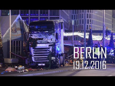 SYMBOLS and SIGNS - 19/12/2016 BERLIN | TRUCK INTO CROWD - 11