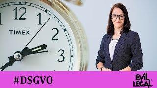 Datenschutzgrundverordnung (DSGVO) kommt
