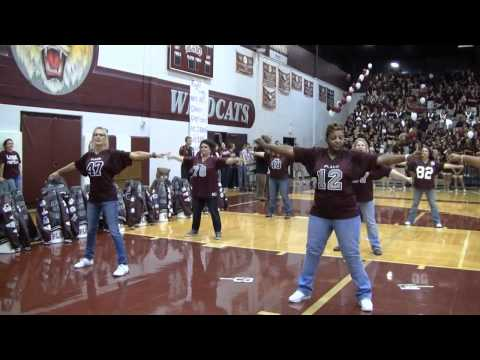 PSHS 2011 Homecoming - Pep Rally (10/12/2011)