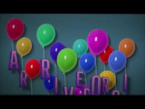 Elio e le Storie Tese - ARRIVEDORCI - il video delle liriche (official video lyrics)