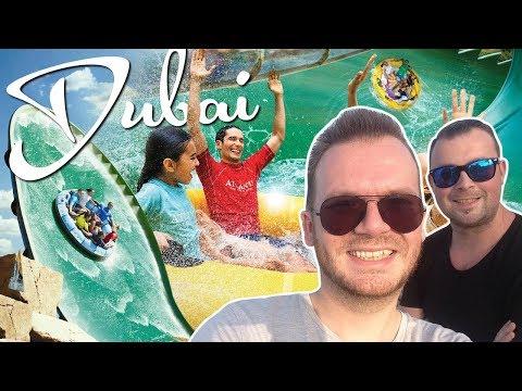 Amazing Dubai with Aquaventure Atlantis, Wild Wadi Waterpark, Burj Kalifa and more!