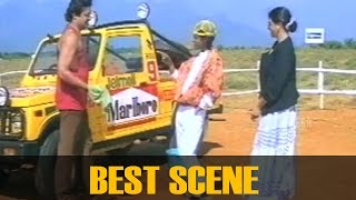 Bhanupriya and Suresh Gopi Best scene ||  HIGHWAY