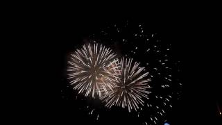 День победы 2017  Праздничный салют  Поклонная гора  Москва