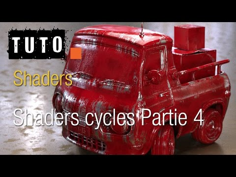 Blenderlounge   Tuto   Shaders Cycles Partie 4