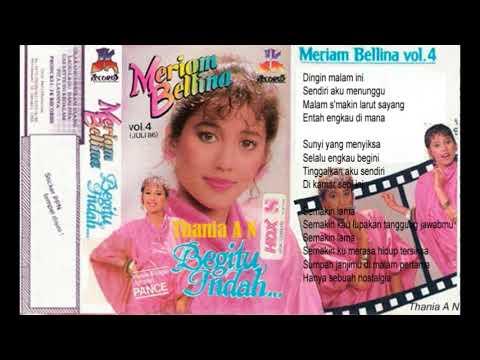 Meriam Bellina  ~  Nostalgia Biru ( Pance F Pondaag )1986