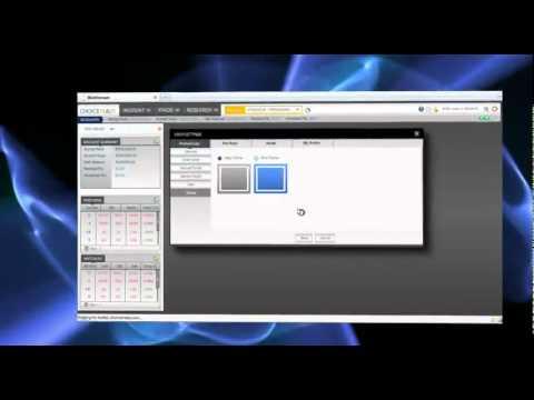 Web Demo Animation (Bulls Eye)