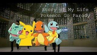 One Direction - Story of My life - Pokemon Go Parody