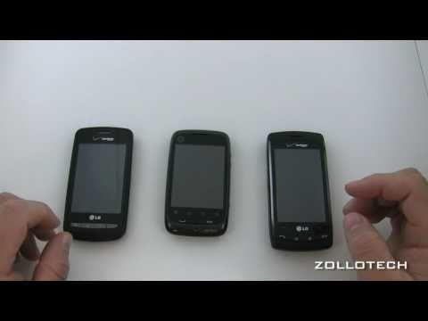 LG Vortex vs Motorola Citrus vs LG Ally Budget Smartphone Comparison