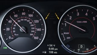 Lane Departure Warning | BMW Genius How-To