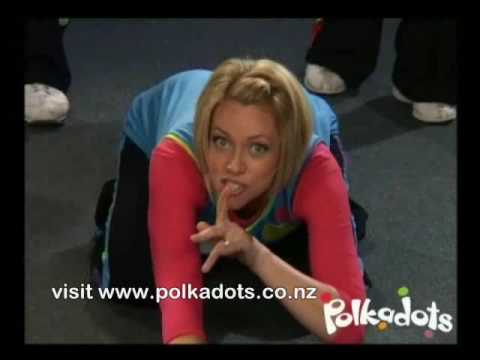 The Polkadots: Animal Stretch