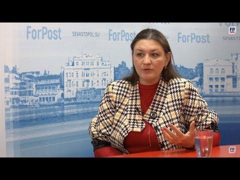 Об опасности молчания родителей  - председатель  родительского комитета Севастополя Алена Майко