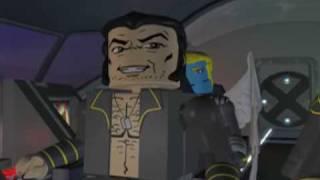 X-Men Dark Tide (DAVE School Fan Film)