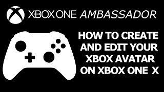 كيفية إنشاء و تحرير الصور الرمزية على Xbox One X | Xbox السفير سلسلة